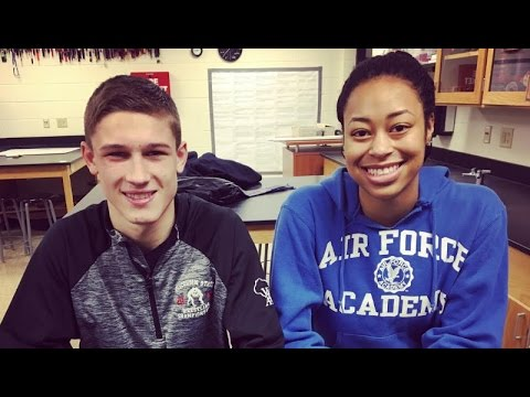 Two Menomonee Falls students accepted to Air Force Academy