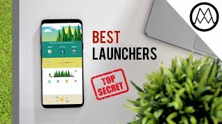 Top 10 Android Launchers you