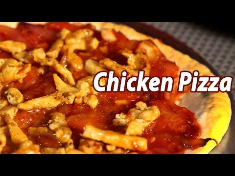 How to make Pizza | Mallika Joseph Food Tube