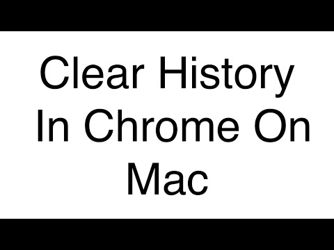 Clear Browsing History In Chrome On Mac 2016