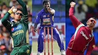 Top 5 Mystery Spin Bowler Ever in Cricket History!!!