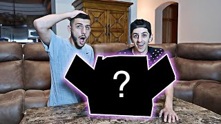Special UNBOXING! HUGE SURPRISE!