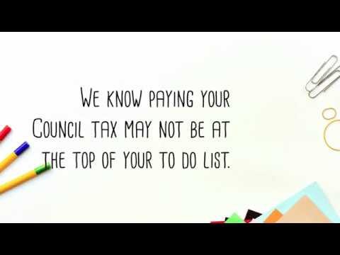 Pay your Kirklees Council Tax - make it easier for yourself