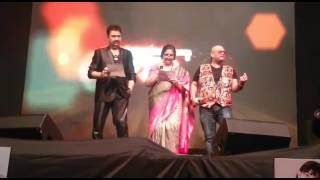 Kumar Sanu and Anuradha Paudwal live performances at the launch of Naamkaran | Bollywood News