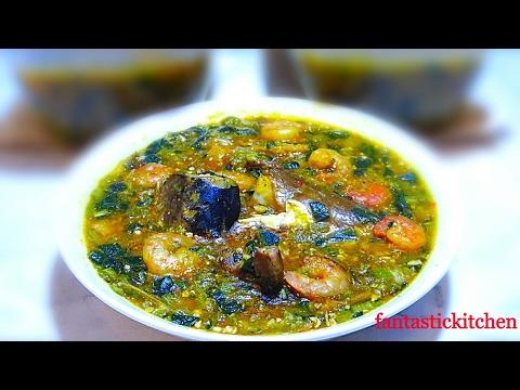 How to make Okro with Ogbono soup | Nigerian way.