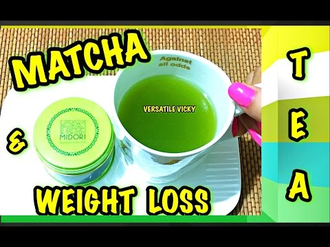 FAST Weight Loss & Get Flat Belly With MATCHA Green Tea - Matcha Weight Loss Tea