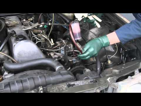 Save Your Old Steering Gear Box - Get the Automatic Transmission Fluid Out!