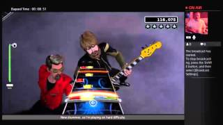 jim488's Live PS4 Broadcast (Rock Band 4)