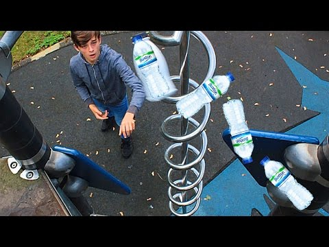 ULTIMATE GAME OF BOTTLE FLIP! RYAN BRACKEN INSPIRED!