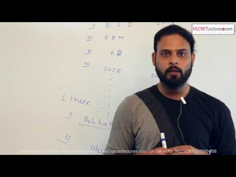 01 Introduction to UNIX | LINUX and UNIX File System