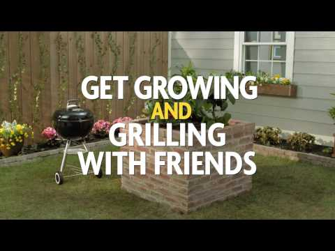 It's Time to Get Growing and Grilling With Friends
