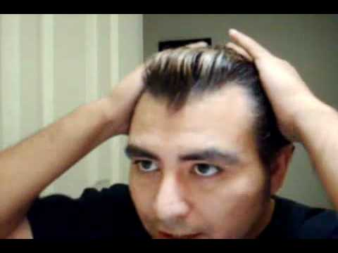 How To Create Justin Bieber Pompadour Hair
