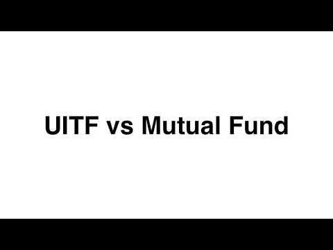 UITF VS MUTUAL FUNDS - Investing Philippines