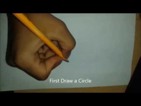 How to Draw a Smiling Emoji