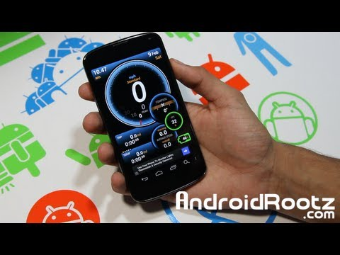Ulysse Speedometer App for Android! - Record Your Car Trip!