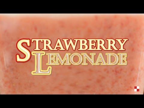 Strawberry Lemonade - Recipe Rack
