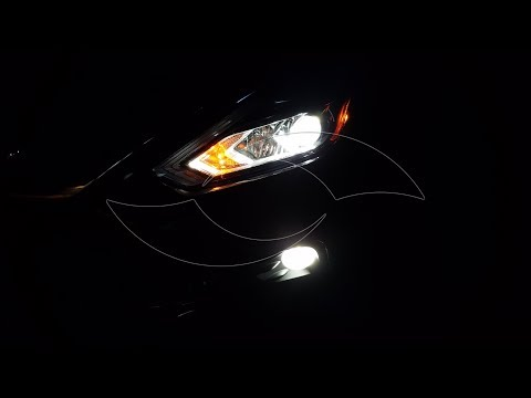 DIY: 2016+ Nissan Altima/Maxima LED Low & High Beam Headlights + Fog lights Installation!