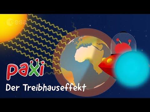 Paxi – Der Treibhauseffekt