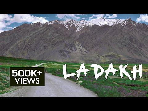 Ladakh Road Trip | July 2015 | Monsoon | Manali - Leh -  Nubra Valley