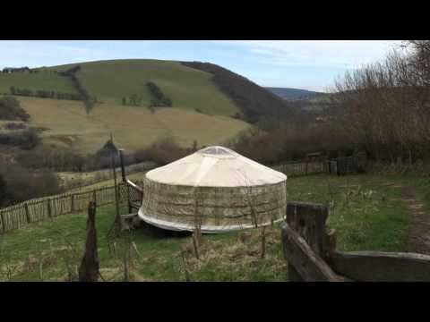 Woman in a Yurt Video Diary 25 - One Door Closes