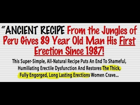 How To Get Harder Erections - Erect On Demand