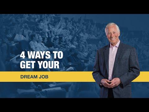 4 Ways to Get Your Dream Job