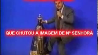 A HISTÓRIA DO HOMEM QUE CHUTOU A IMAGEM DE Nº SENHORA  AUDIO1