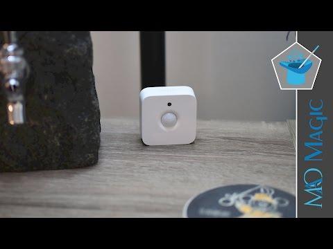 Philips Hue Motion Sensor Makes Your Lighting System Smarter - [Review]