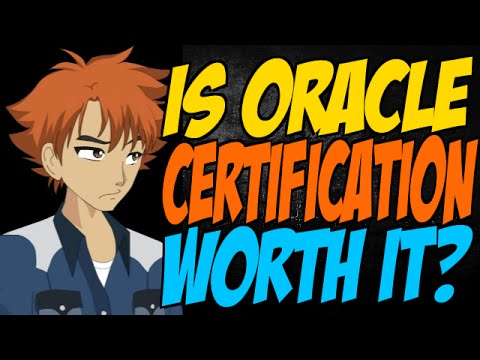 Is Oracle Certification Worth It?