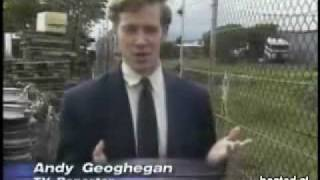 Reporter vs. Electric Fence