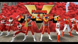 4 minutes, 30 seconds) Super Sentai Legends Wars Video - PlayKindle org