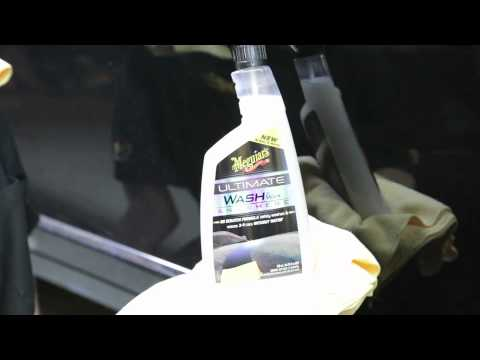 Ultimate Waterless Wash and Wax