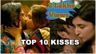 Top 10 Kiss Collection Bollywood Best Kisses