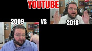 Youtube Self Promo Over The Years