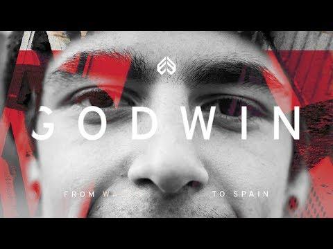Jordan Godwin - From Wales To Spain - Éclat BMX