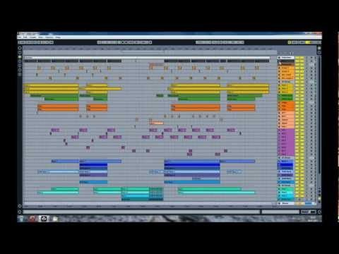 How to make a progressive trance track in Ableton live