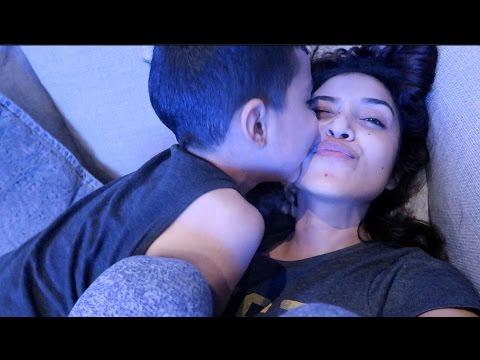 HOW TO GET YOUR KIDS TO KISS YOU + Dancing La Quebradita LOL  | DEC 10 2016