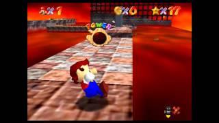 Project 64) Super Mario 64 Cheats - All Stars, Unlimited