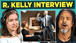 Download Adults React To R. Kelly Interview & SNL Cold Open Video