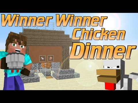 Minecraft | Micro Chicken Farm | How to make a chicken farm in minecraft | Micro food farm tutorial