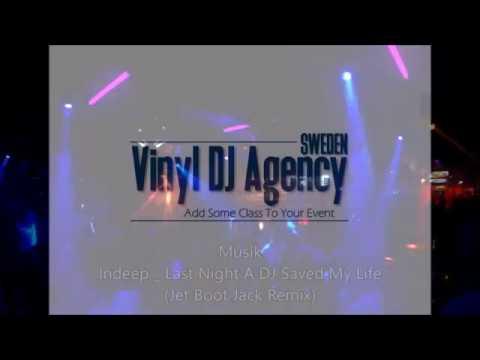 Detta är Vinyl DJ Agency!