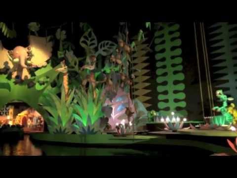 Magic Kingdom It's A Small World (Full Ride) POV Walt Disney World HD