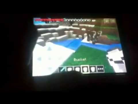 Minecraft PE: How To Milk Cows