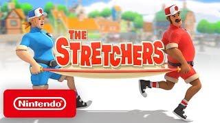 The Stretchers – Launch Trailer – Nintendo Switch