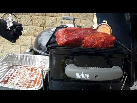 Can You Cook Pulled Pork on the Weber Go Anywhere Grill?  Can you create great bbq pulled pork?