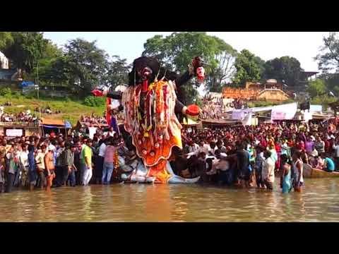 Xxx Mp4 Jabalpur Ki Maharani MAA KALI Quot VISARJAN Quot 3gp Sex