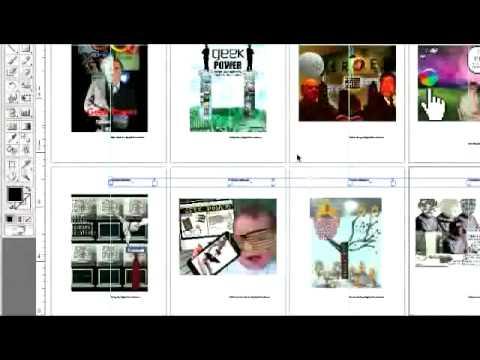 Make A PDF Portfolio