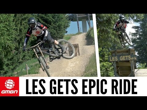 Les Gets Bike Park France | GMBN Epic Rides