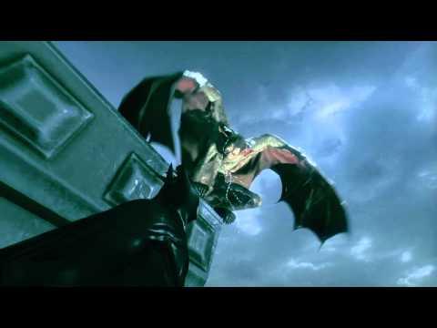 BATMAN™: ARKHAM KNIGHT; Man-Bat Jumpscare