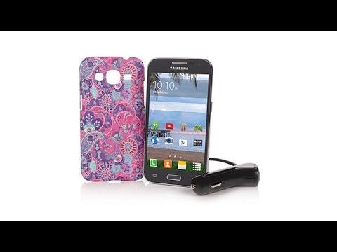 Samsung Galaxy Core Prime TracFone w/1200 Minutes